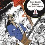 Lemmy Kilmister Motorhead Spades cover
