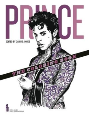 Feral House Prince: The Coloring Book