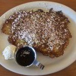 Rosie's French Toast at The Griddle