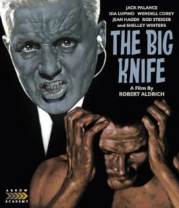 The Big Knife DVD