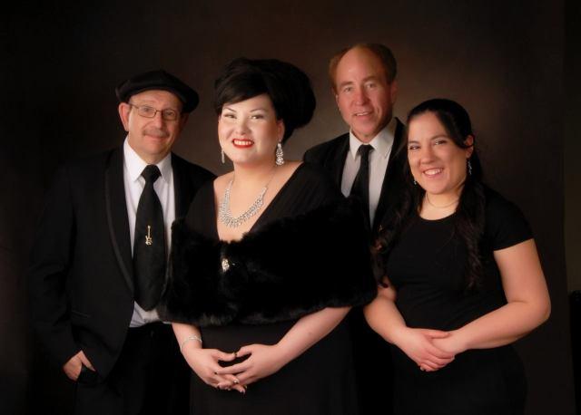 Blanca Mora Quartet