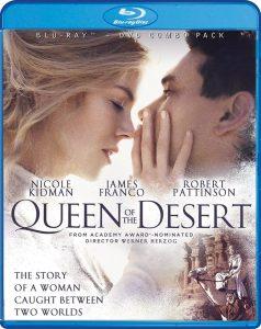 Queen of the Desert DVD Cover