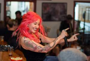 Brooke Nicole And The Jake Leg Band Blues Revival To Play