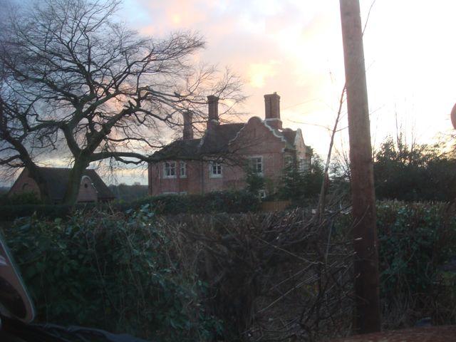 Carl Bridgewater farmhouse