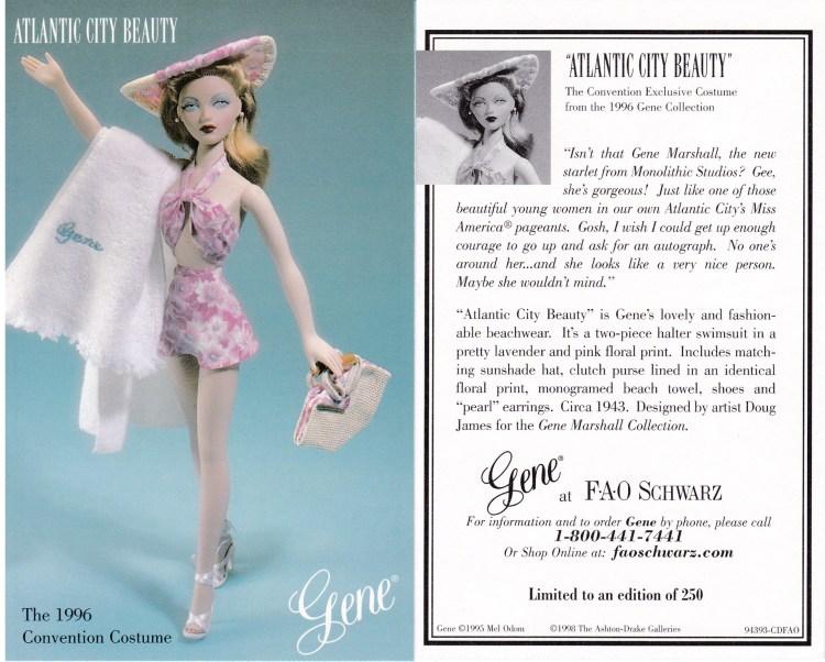 Gene S Back Catalog The Bold Doll