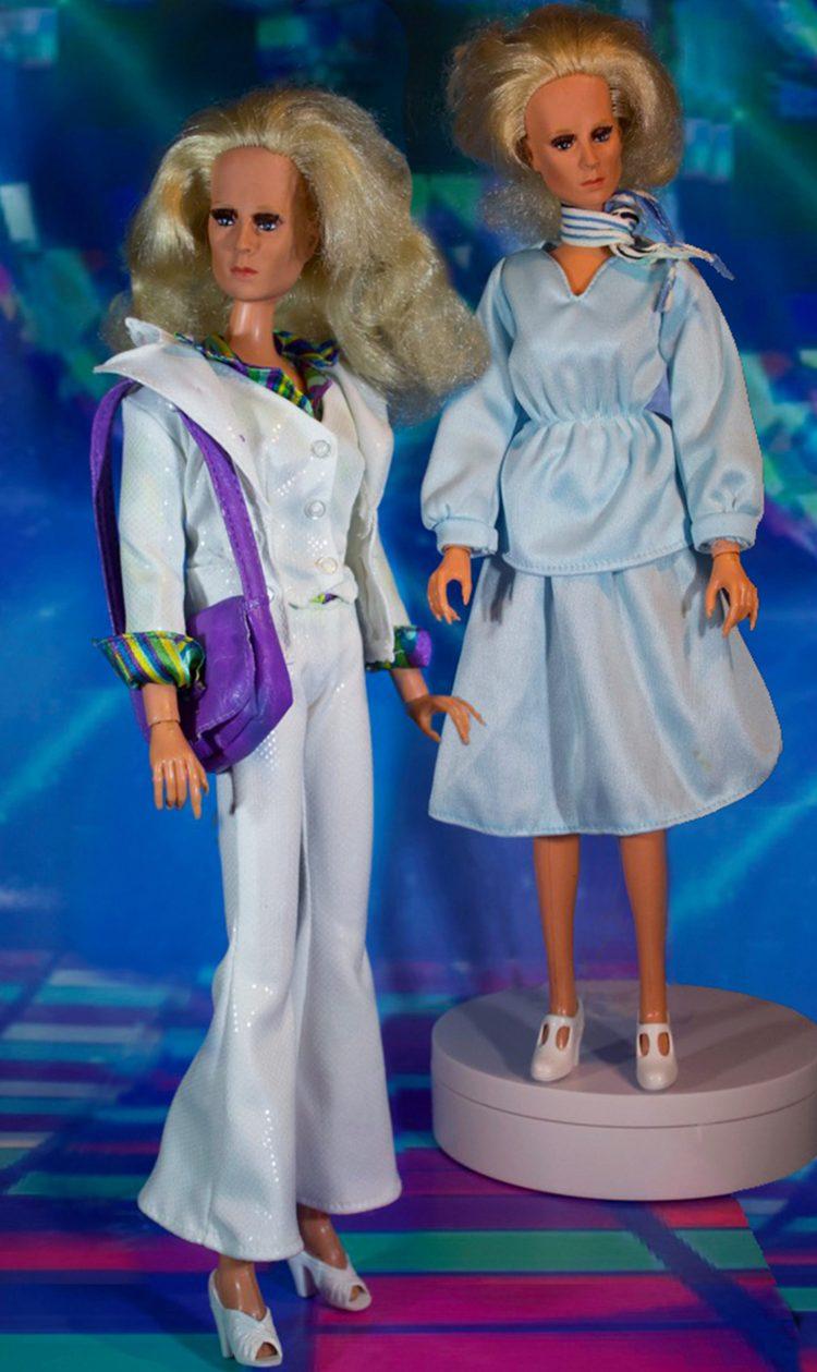 Raynal S Pop Princess The Bold Doll