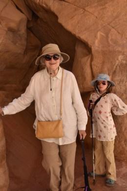 our intrepid explorers!