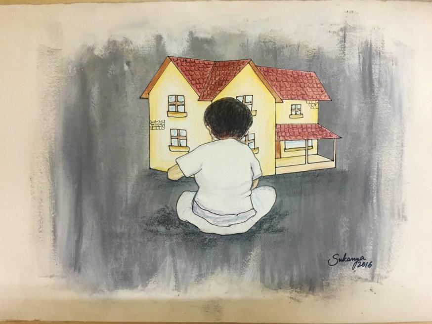 Tea Party- by Sukanya Roy.JPG
