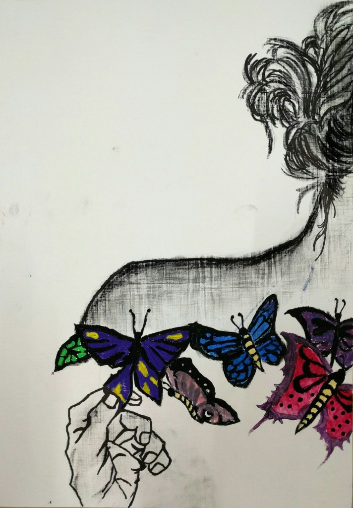 the almost butterfly
