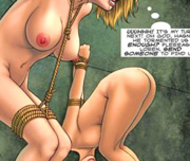 Xxx Comic Universe Tied Up Bdsm Comics Chicks Are Perfect Fuck Slaves For Their Perverted Master