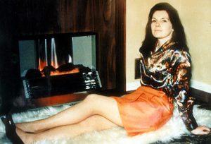 Brutally murdered: Nanny Sandra Rivett
