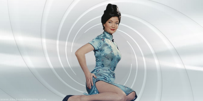 Spotlight - Zena Marshall - The Bond Bulletin
