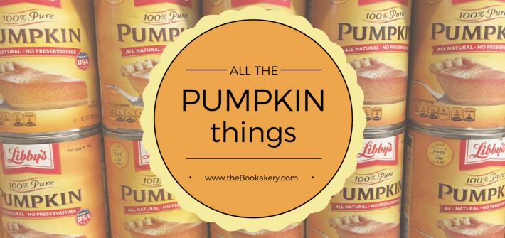 All the pumpkin things - Pumpkin Bars
