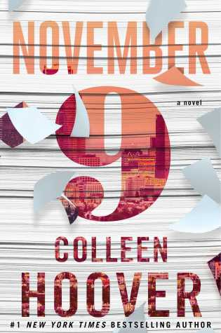 Blog Tour Review: November 9 by Colleen Hoover @ColleenHoover