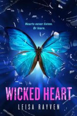 Book Review: Wicked Heart (Starcrossed #3) by Leisa Rayven @LeisaRayven