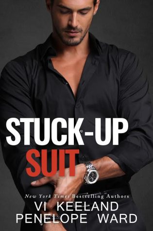 Blog Tour Review with Excerpt: Stuck-Up Suit by Vi Keeland & Penelope Ward @ViKeeland @PenelopeAuthor