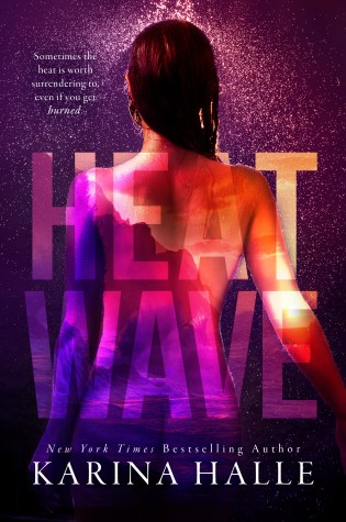 Cover Reveal: Heat Wave by Karina Halle @MetalBlonde