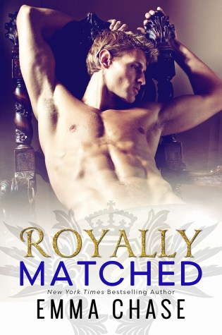 Cover Reveal: Royally Matched (Royally #2) by Emma Chase @EmmaChse