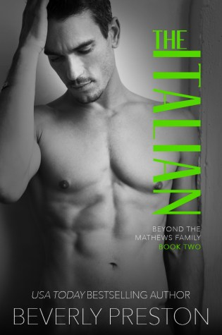 Release Day Launch with Giveaway: The Italian by Beverly Preston @BeverlyPreston