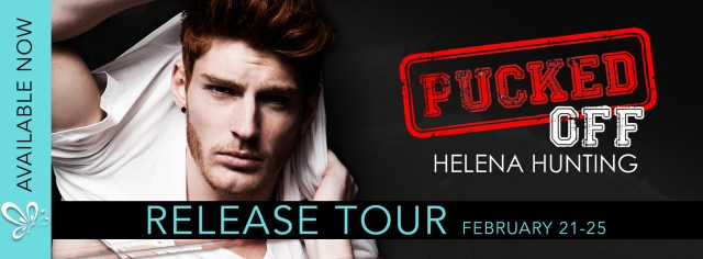 Promo Blitz with Excerpt & Giveaway: Pucked Off by Helena Hunting @HelenaHunting
