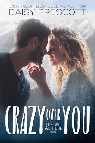 Blog Tour: Crazy Over You by Daisy Prescott @Daisy_Prescott  @InkSlingerPR