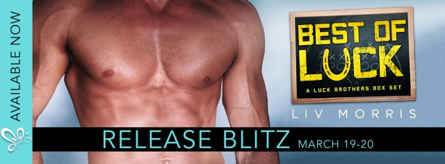 Release Blitz: Best of Luck by Liv Morris @LivMorrisAuthor