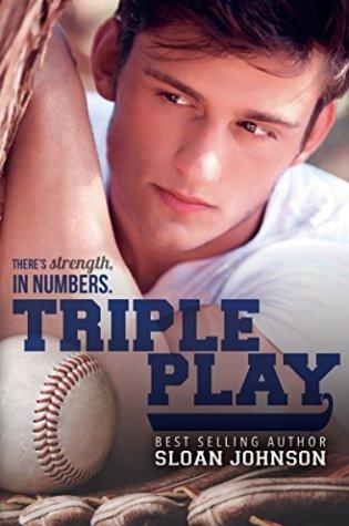 Audiobook Review: Triple Play (Homeruns #3) by Sloan Johnson @authorsloanj