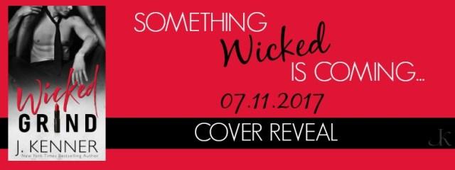Cover Reveal: Wicked Grind by J. Kenner @juliekenner  @InkSlingerPR