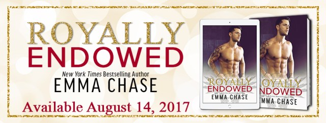 Cover Reveal: Royally Endowed by Emma Chase @EmmaChse @InkSlingerPR