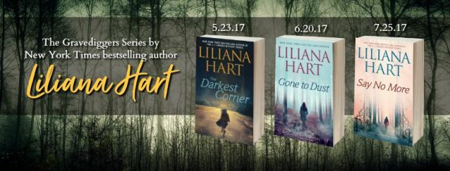 Book Review: Gone to Dust by Liliana Hart @Liliana_Hart