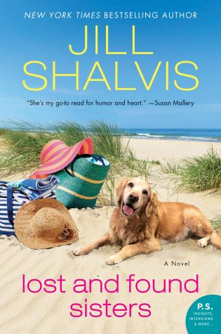 Release Day Blitz: Lost and Found Sisters by Jill Shalvis @JillShalvis @WmMorrowBks @InkSlingerPR