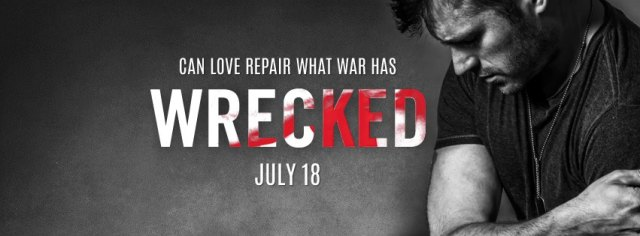 Review: Wrecked by JB Salsbury @JBSalsbury @ForeverRomance