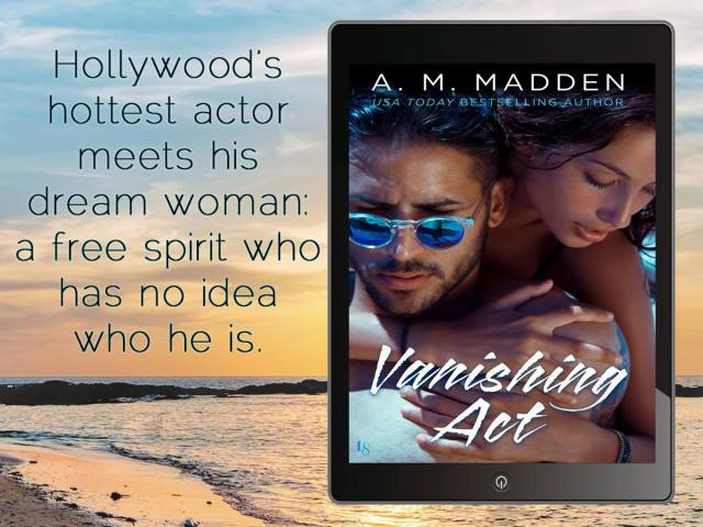 Review: Vanishing Act by AM Madden @authorammadden @readloveswept
