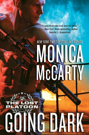 Book Review: Going Dark by Monica McCarty @monicamccarty ‏@BerkleyRomance