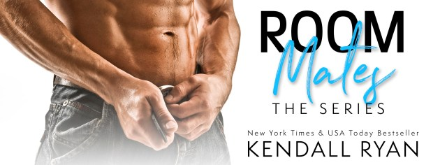 Release Day Blitz: Roomates: The Series by Kendall Ryan @KendallRyan1 @InkSlingerPR