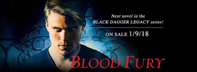 New Release: Blood Fury a Black Dagger Legacy by J.R. Ward @JRWard1 @PenguinRH_News