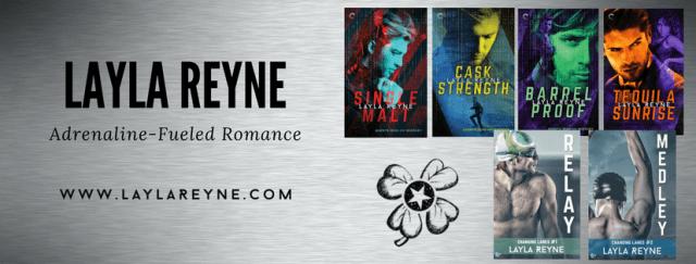Release Day Blitz: Relay by Layla Reyne @LaylaReyne @ANovelTakePR @RiptideBooks