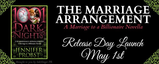 Release Day Blitz: The Marriage Arrangement by Jennifer Probst @jenniferprobst @InkSlingerPR