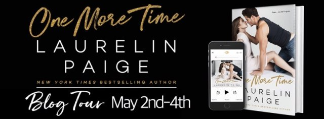 Release Day Blitz: One More Time by Laurelin Paige @LaurelinPaige