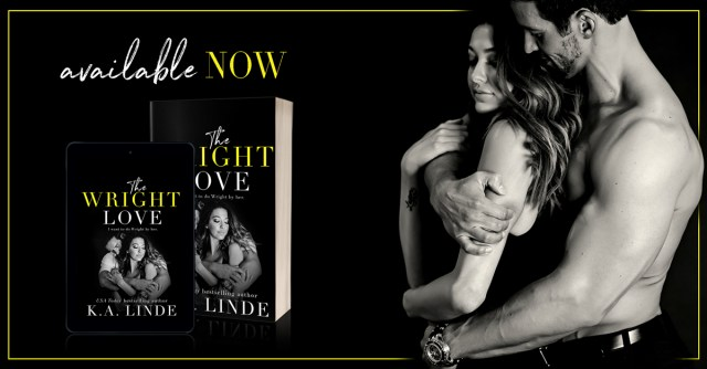 Blog Tour: The Wright Love by K.A. Linde @AuthorKALinde @InkSlingerPR