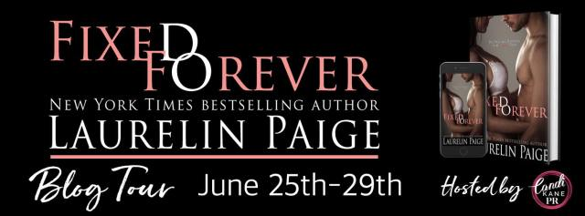 Release Day Blitz: Fixed Forever by Laurelin Paige @LaurelinPaige