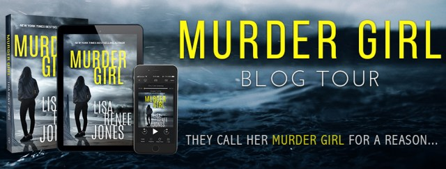 Release Day Blitz & Review: Murder Girl by Lisa Renee Jones @LisaReneeJones