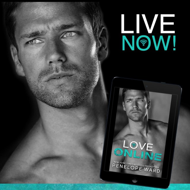 Blog Tour: Love Online by Penelope Ward @PenelopeAuthor ‏