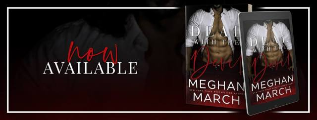 Audio Review: Deal with the Devil by Meghan March @Meghan_March