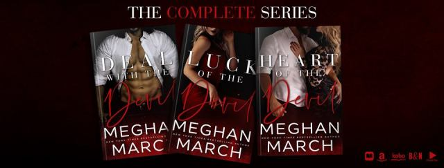 Blog Tour: Heart of the Devil by Meghan March @Meghan_March