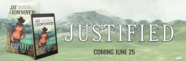 Teaser Blitz: Justified by Jay Crownover @JayCrownover @InkSlingerPR