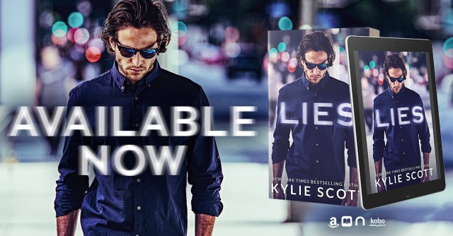 New Release & Review: Lies by Kylie Scott @KylieScottbooks @jennw23