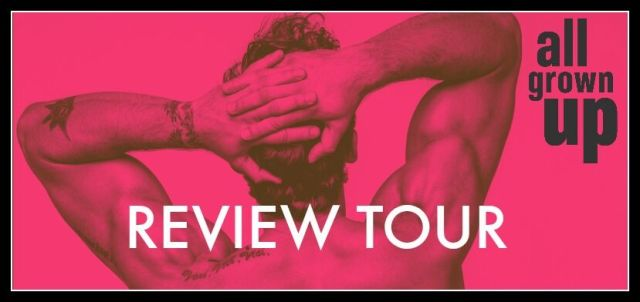 Blog Tour: All Grown Up by Vi Keeland @ViKeeland