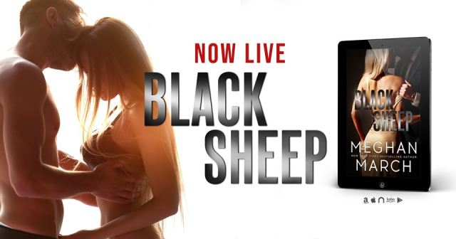 New Release & Audio Review: Black Sheep by Meghan March @Meghan_March