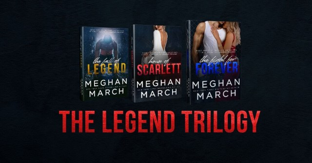 New Release & Audible Review: The Fight Forever by Meghan March @Meghan_March